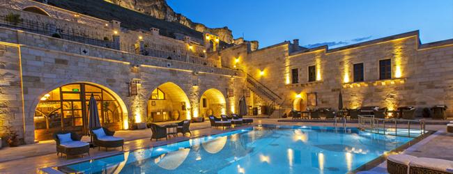 Kayakapi Premium Caves – Cappadocia