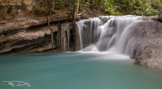 Aguinid Falls
