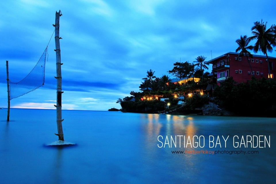 Santiago Bay Garden