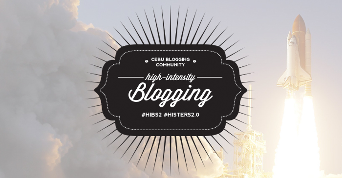 High-Intensity Blogging