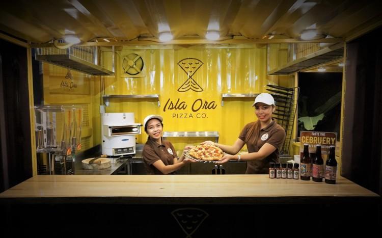 Isla Ora Pizza Co
