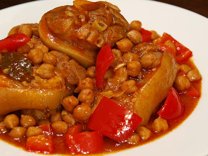 Chili con Pata