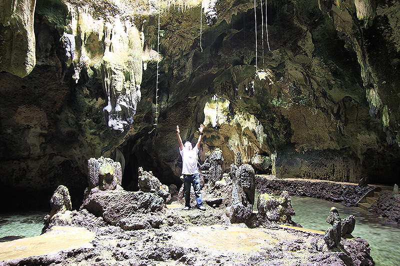 Caves in Camotes