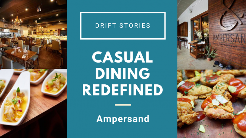 Ampersand: Casual Dining Redefined
