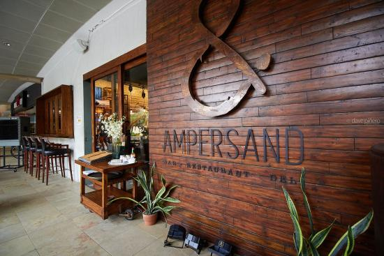 Ampersand Cebu
