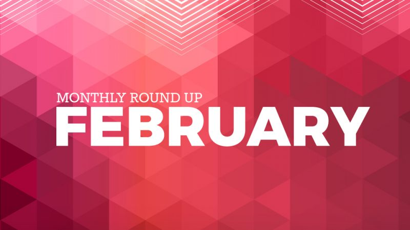 Drift Stories Monthly Round Up: February