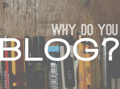Why Do You Blog