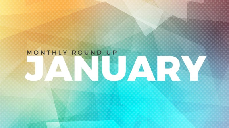 Drift Stories Monthly Round Up: January
