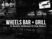 Wheels Bar Gril