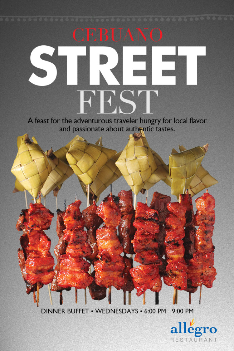 Wednesday-CebuanoStreetFest