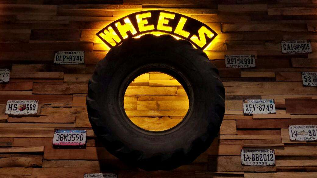Wheels Bar and Grill