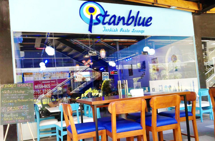 Istanblue Turkish Resto Lounge