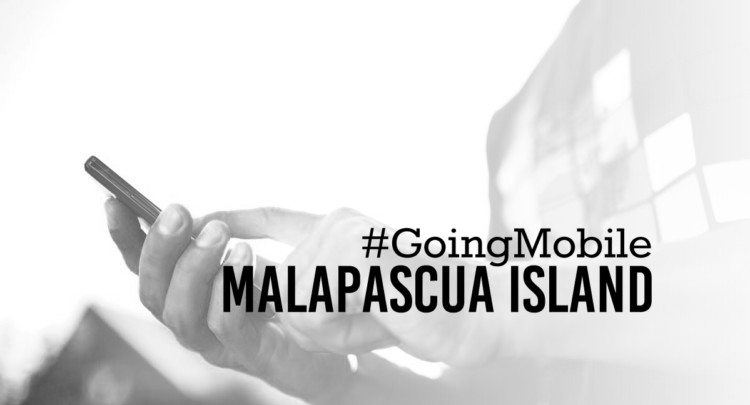 Going Mobile Malapascua