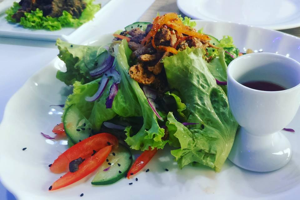 Istanblue Döner Salad