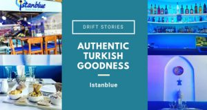 Istanblue: Authentic Turkish Goodness