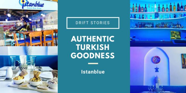 Istanblue: Authentic Turkish Goodness