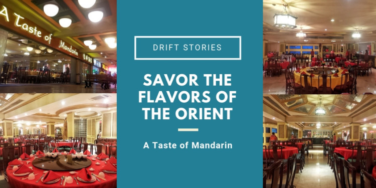 A Taste of Mandarin:  Savor the Flavors of the Orient