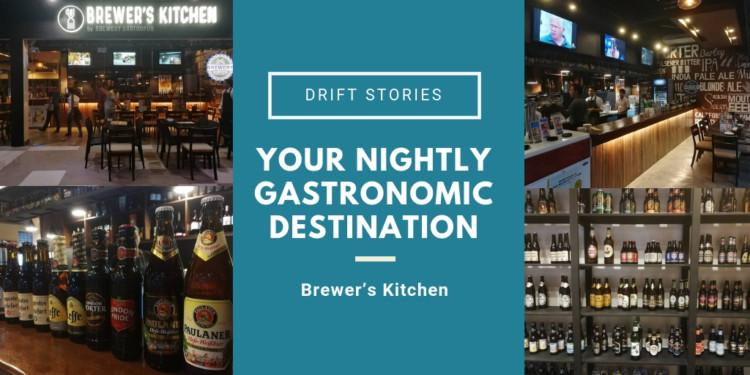 Brewer's Kitchen: Your Nightly Gastronomic Destination