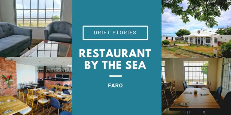 Faro: Restaurant by the Sea