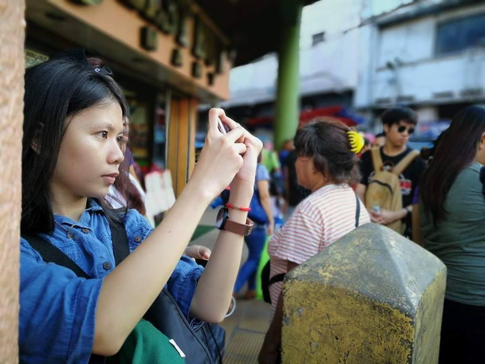 Huawei Mobile Photowalk