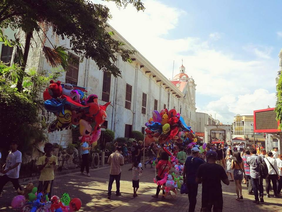 Making It Possible: 1st Cebu Huawei Mobile Photowalk
