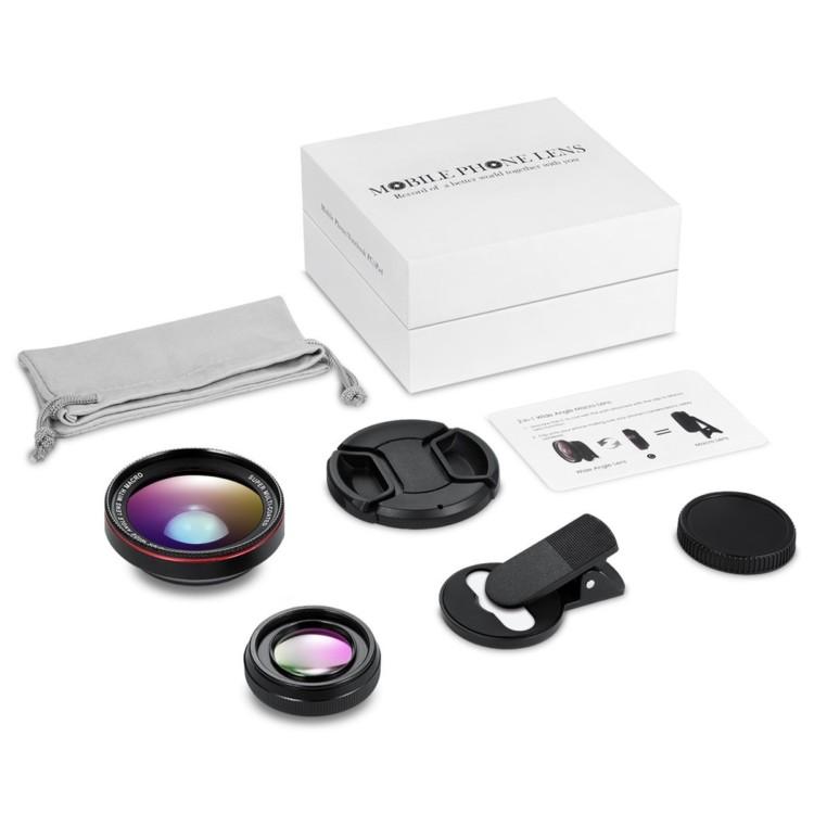 Amir Clip Lens
