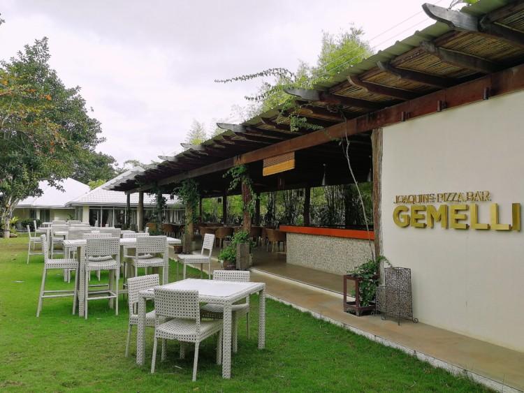 Joaquins Pizza Bar Gemelli