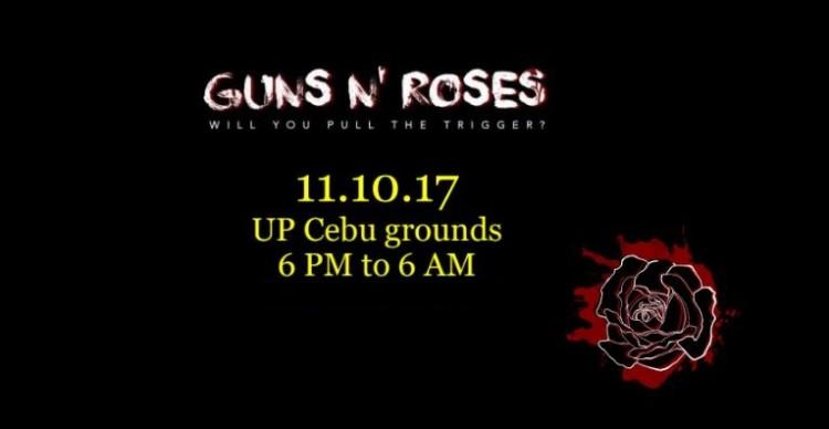 UP Cebu Cookout 2017