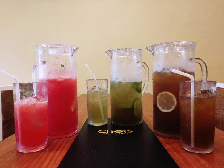 Chois Healthy Beverages