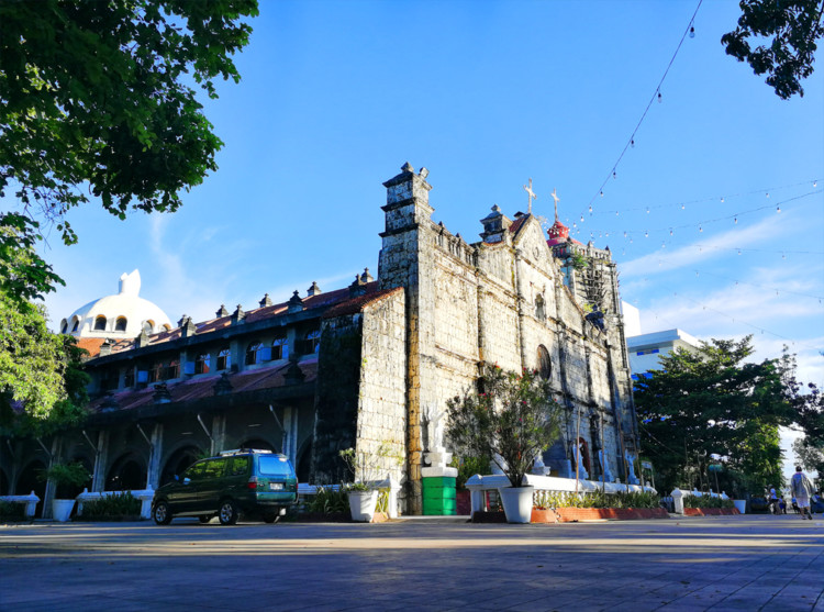 Sto.Tomas de Villanueva Church