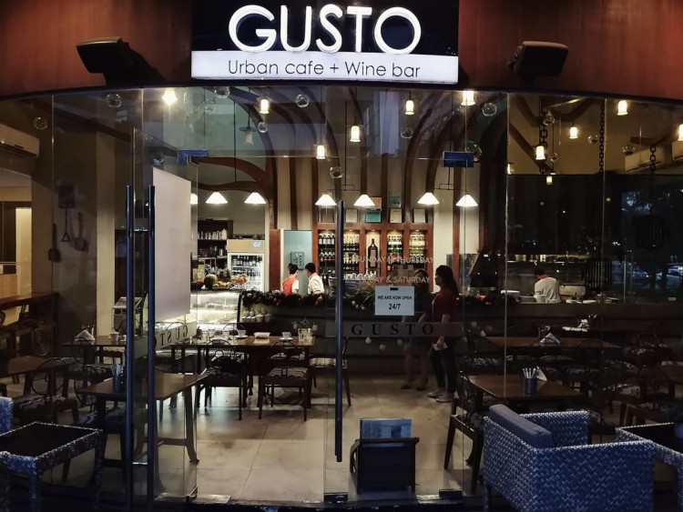 Gusto Urban Cafe and Wine Bar