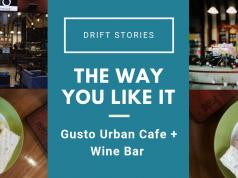 gusto urban cafe