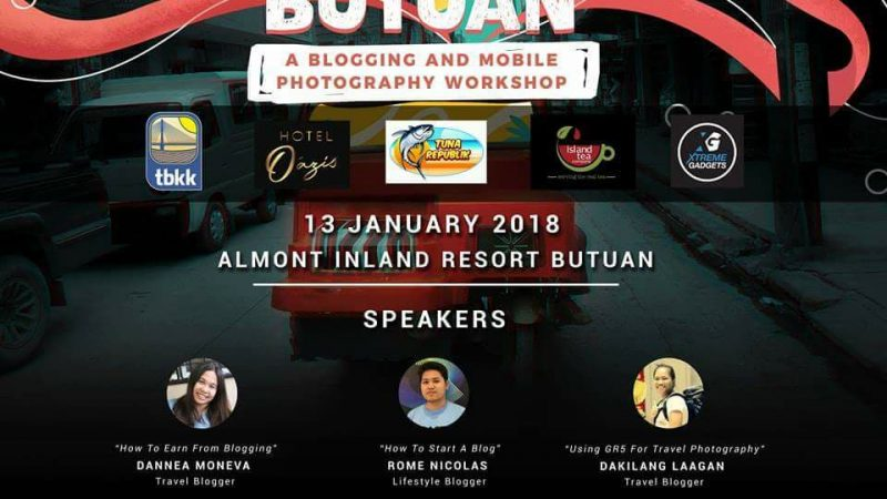 Mind the Now: Butuan – Blogging and Mobile Photography Workshop