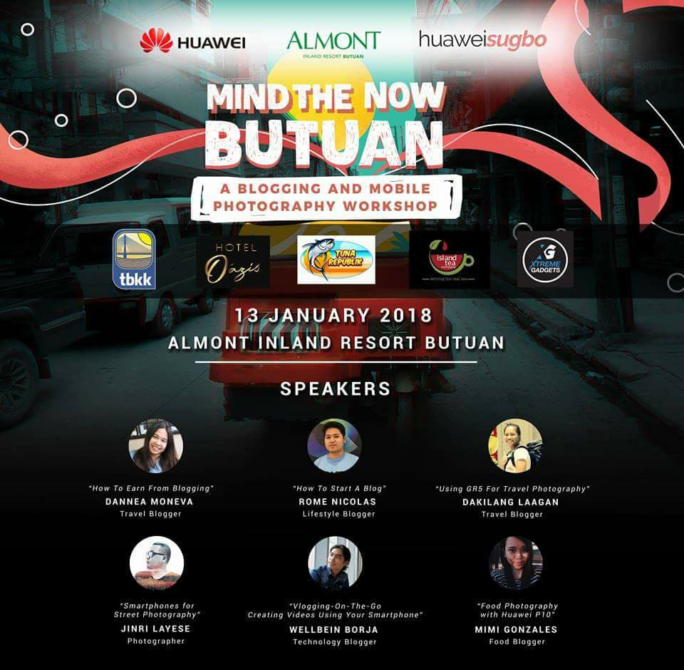 Mind the Now: Butuan - Blogging and Mobile Photography Workshop
