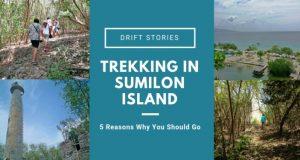 Trekking in Sumilon Island