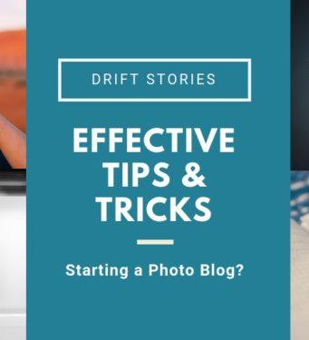 Starting a Photo Blog?