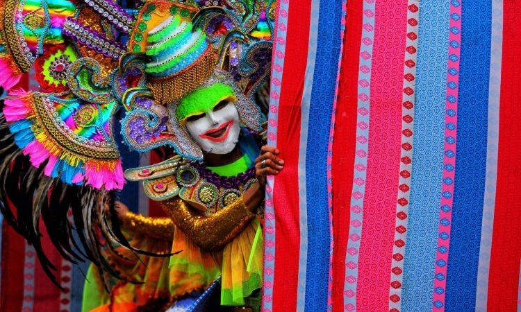 A Weekend of Smiles: MassKara Festival