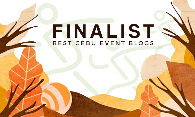 November Treat: 11th Best Cebu Blogs Awards Finalist