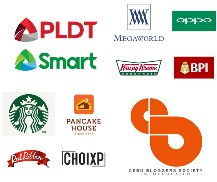 Best Cebu Blog Awards Sponsors
