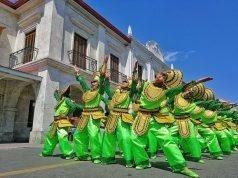 Saulog Festival in Tagbilaran City