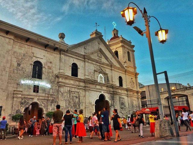 Basilica Minore del Santo Nino de Cebu