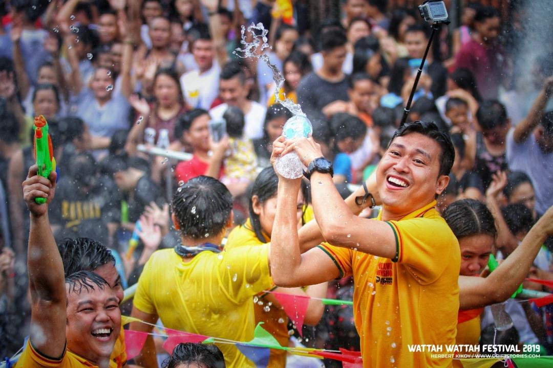Wattah Wattah Festival