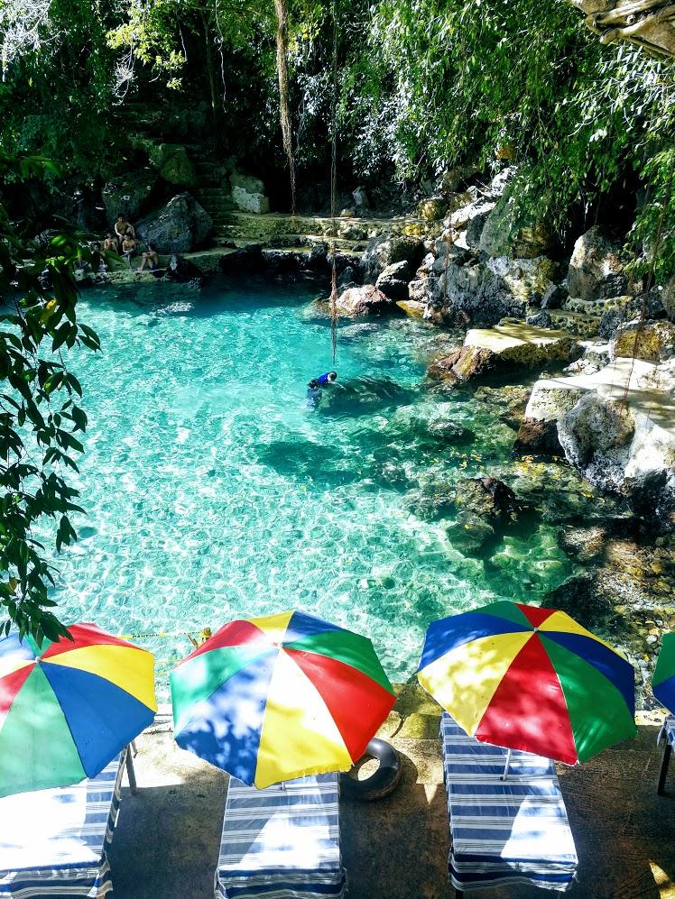 Dalaguete Obong Springs