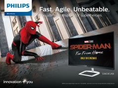 Philips Monitors Partnered with Sony Pictures' Spider-Man™: Far From Home