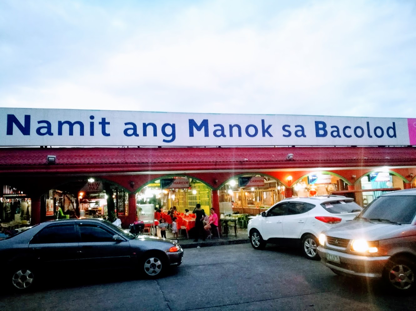 Kari sa Bacolod: The City of Smiles