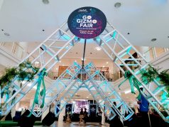 Ayala Center Cebu Go Gizmo Fair