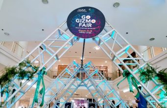 Ayala Center Cebu Go Gizmo Fair