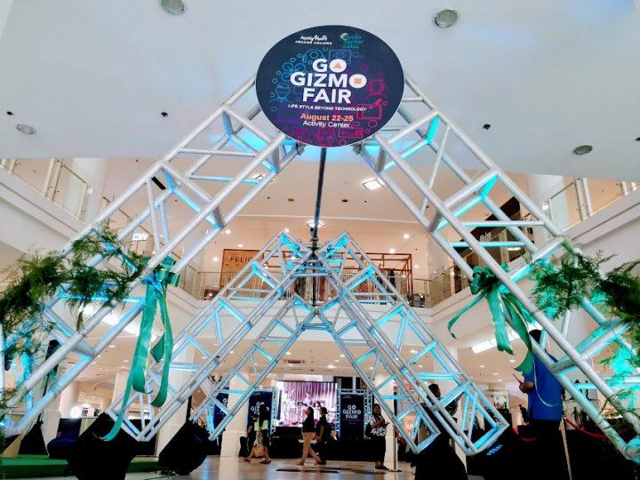Go Gizmo Fair at Ayala Center Cebu
