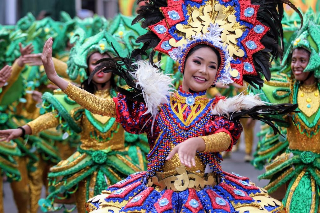 An Expression of Thanksgiving: Danao's Karansa Festival 2019