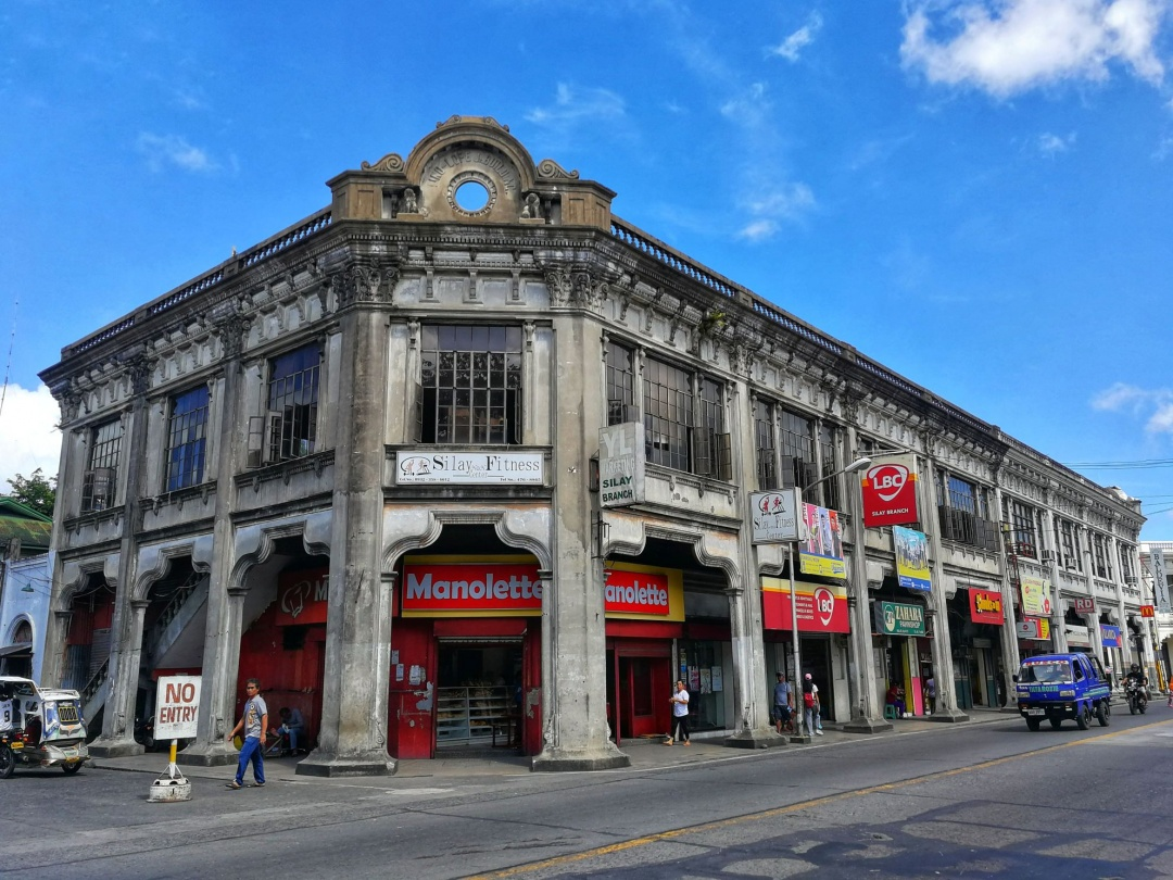 Lino Lope Severino Building